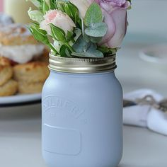 Kilner jars are more versatile than you may think! Alongside being used in the traditional way for preserving, the humble Kilner jar can be transformed into a decorative vase, a handy soap dispenser and even a sewing kit! Kilner Jars, Mason Jars, How To Make Jam, Jam Jar, Sewing Kit, Vases Decor, Homemade Gifts, Soap Dispenser, Crafty