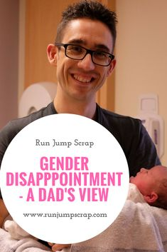 Gender Disappointment is is a real thing when you find out the sex of your baby or even when you give birth. But not just the mothers...what about the Dads? This Dad gives his frank account of experiencing gender disappointment. #kids #dads #pregnancy