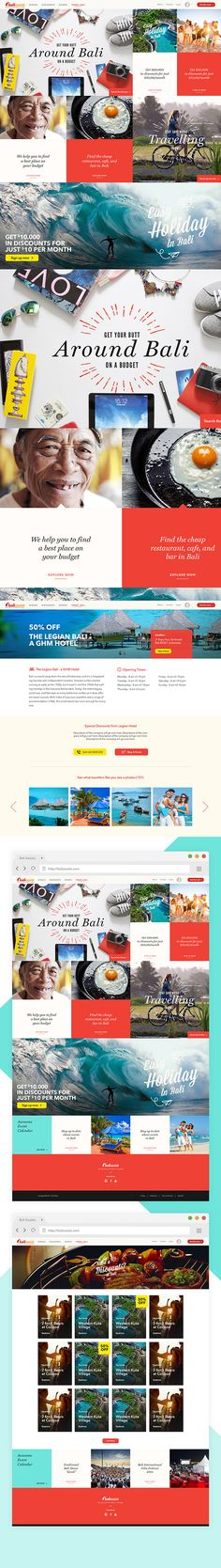Bali Assist by Firman Suci Ananda, via Behance