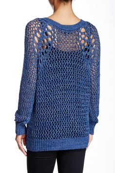 Sandro - Shooting Open Knit Sweater at Nordstrom Rack. Free Shipping on orders over $100.