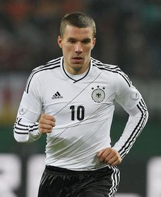 Lukas Podolski Profile And Photos