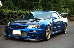 2002 Nissan Skyline