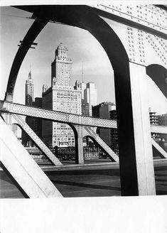Chicago Bridge, Vivian Maier