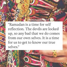 ☺☺☺Ramadan gives us the chance to understand our nafs. How close it is to Allah or how far it is from Allah . It's a time of immense… Eid Quotes, Sufi Quotes, Religious Quotes, Islamic Quotes, Qoutes, Islam Hadith, Islam Quran, Fast Quotes, Funny Quotes