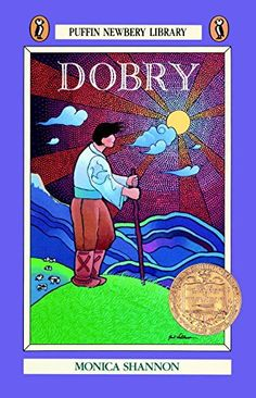 Dobry (Puffin Newbery Library) by Monica Shannon https://www.amazon.com/dp/0140363343/ref=cm_sw_r_pi_dp_x_eoQSybY4BVG39