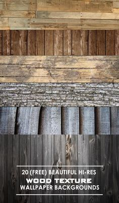 20 (FREE) BEAUTIFUL HI-RES WOOD TEXTURE WALLPAPER BACKGROUNDS cover http://www.dzzyn.com/20-free-beautiful-hi-res-wood-texture-wallpaper-backgrounds/