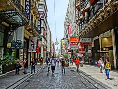 Calle Ermou, Atenas