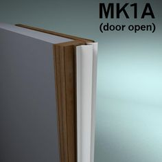 Fingersafe MK1A ondoor showing 180 degree opening