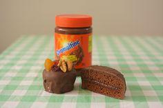 Pão de mel recheado com creme crocante de Ovomaltine | BistroBox - Descubra novos sabores