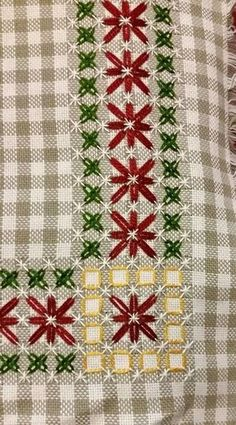 Chicken Scratch / Gingham Embroidery Index – & some history Chicken Scratch Patterns, Chicken Scratch Embroidery, Hardanger Embroidery, Cross Stitch Embroidery, Cross Stitch Patterns, Hand Embroidery Designs, Embroidery Patterns, Bordado Tipo Chicken Scratch, Sewing Crafts