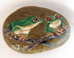 43. Tree Frogs | by MaryJaneH