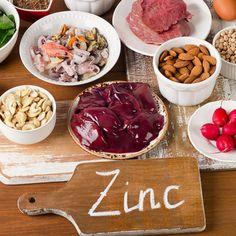 Έλλειψη ψευδαργύρου: Ποια συμπτώματα φαίνονται στο σώμα μας; 😃👌🥜🐚 #Diet #Nutrition #Zinc #υγεια #διατροφη #BetterMeEU