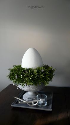 ☆ piepschuim not met mason roller – Light Ideas Special Flowers, May Flowers, Easter Egg Crafts, Easter Eggs, Front Garden Entrance, Home Decor Baskets, Easter Table, Easter Wreaths, Easter Baskets
