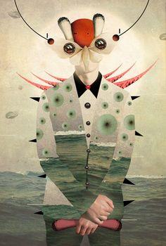 Juxtapoz Magazine - Gallery - Category: VALENTINA BROSTEAN - Image: VALENTINA BROSTEAN_10