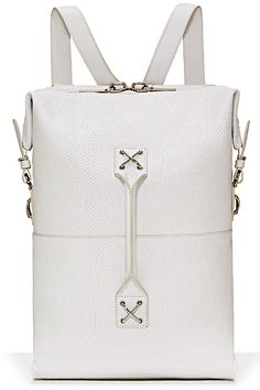 Alexander Wang  2014 Spring-Summer. i'm not really into bags but this is exquisite