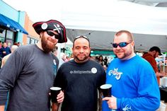 2012 Tucker Chili Cook Off.  Dup, Juan and Rick