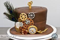 Punk Wedding Ideas | Ideas for steam punk wedding / steampunk-cake-full.jpg (900×600)