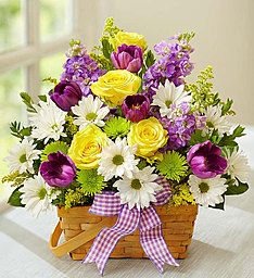 Spring Flowers, Flower Arrangements & Gifts | 1800Flowers.com