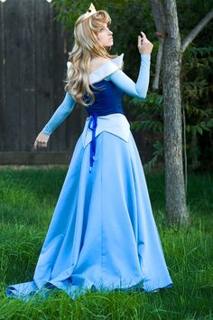 princess aurora cosplay