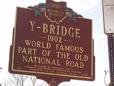 Y-Bridge, Zanesville Ohio