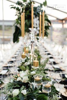 Gay wedding, Same sex couple, same sex wedding, grooms, elegant gay wedding. Black and white wedding, green and white wedding, gold candles, glass marquee