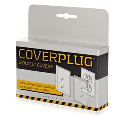 The Coverplug Paintable Outlet Cover Review Giveaway Coverplug