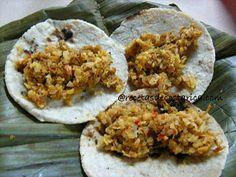 Cocina Costarricense: picadillo de rábano
