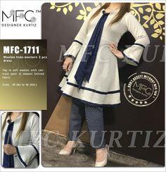 Stylish Kurtis Design, Stylish Dress Designs, Designs For Dresses, Pakistani Fashion Casual, Pakistani Dresses Casual, Pakistani Dress Design, Tunic Designs, Kurta Designs Women, Stylish Dresses For Girls
