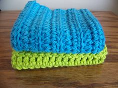 Set of 2 100 Percent Cotton Crocheted Dish by MondaysChildPrims, $5.00