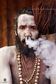 Naga Sadhus of India