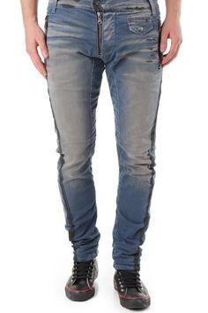 Jeans Uomo Absolut Joy (VI-P2523) colore Blu
