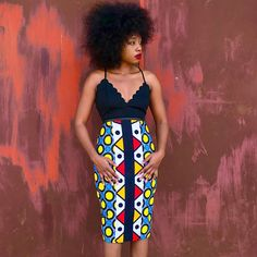 ankara stil Most of us settle on ankara dress styles that give us with liberty and comfort t. African Wear Dresses, Ankara Dress Styles, African Inspired Fashion, Latest African Fashion Dresses, African Print Fashion, Africa Fashion, African Attire, Ankara Fashion, African Clothes
