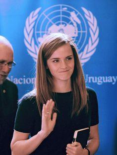 Emma Watson - Women Event in Montevideo Uruguay September 2014