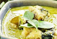 Palak paneer eli intialainen pinaatti-juustocurry