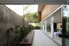 Casa MA por Bernardes + Jacobsen
