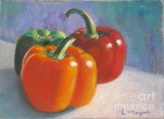 Pick a Pepper by Laurie Morgan