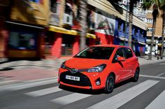 TURBO PORTAL - Toyota osvježila model Yaris...