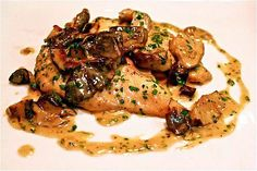 Although I can't recommend the pyrotechnics of Top Chef Fabio Viviani for home cooks, his Chicken Marsala is as classic Italian as Fabio, himself.