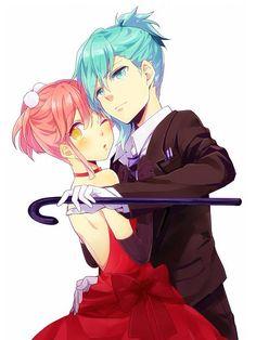 Ai and Haruka