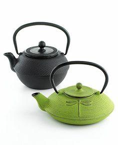 Primula Cast Iron Tea Pots
