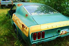 SCode Project 1969 Ford Mustang Mach 1 http