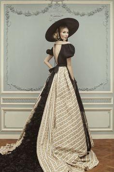 Ulyana Sergeenko Couture SS 2013