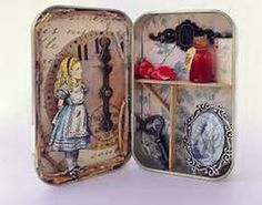 Alice in a Tin