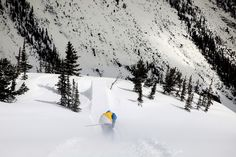 Few Words - Candide Thovex ©SpencerFrancey  #snow