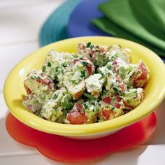 Guacamole Potato salad