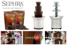 Are you planning a party? Maybe you're looking for that perfect easy dessert idea for your wedding, baby shower, or even book club. Make your event interactive and fun with a chocolate fountain! Don't miss this great deal at pickyourplum.com