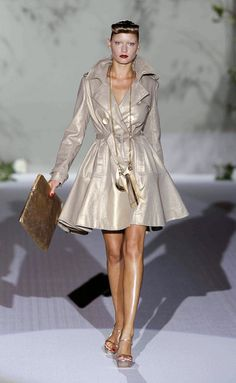 _LMG0644A classy fashion runway dress, or is this a coat