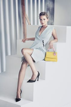 Jennifer Lawrence new Dior campaign - click through for more images