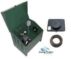 AirPro™ Deluxe Pond Aerator Kit - 1/2 to 1 Acre Ponds