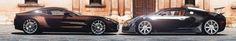 https://flic.kr/p/kxbyi4 | Aston Martin One 77 & Bugatti Veyron 16.4 | Gran Turismo 6